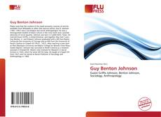 Capa do livro de Guy Benton Johnson