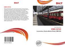 Copertina di EMD GP49