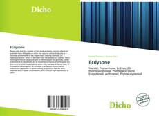 Bookcover of Ecdysone