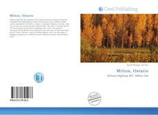 Bookcover of Milton, Ontario