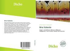 Bria Valente的封面