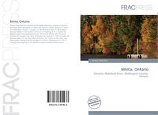Bookcover of Minto, Ontario