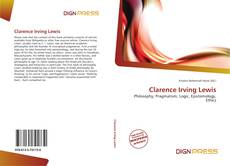 Clarence Irving Lewis kitap kapağı