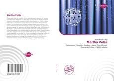 Buchcover von Martha Veléz