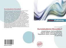Kunstakademie Düsseldorf kitap kapağı