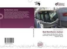 Portada del libro de Bad Bentheim station