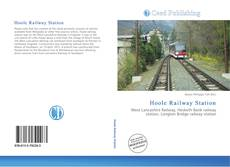 Bookcover of Hoole Railway Station