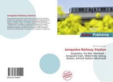 Bookcover of Jonquière Railway Station
