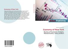 Copertina di Economy of New York