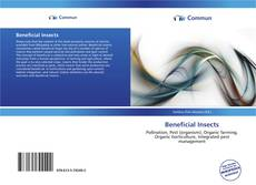 Bookcover of Beneficial Insects