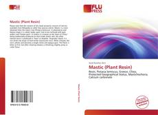 Bookcover of Mastic (Plant Resin)