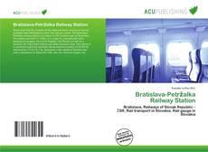 Bookcover of Bratislava-Petržalka Railway Station