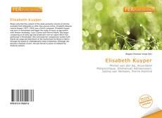 Portada del libro de Elisabeth Kuyper