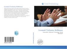 Bookcover of Leonard Trelawny Hobhouse