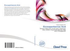 Bookcover of Eicosapentaenoic Acid