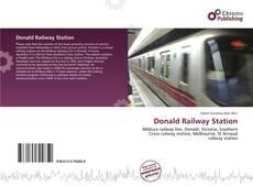 Borítókép a  Donald Railway Station - hoz