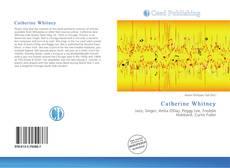 Catherine Whitney的封面