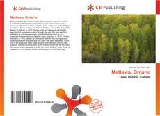 Mattawa, Ontario kitap kapağı
