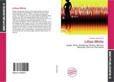 Copertina di Lillias White
