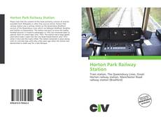 Bookcover of Horton Park Railway Station