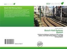Beach Halt Railway Station kitap kapağı