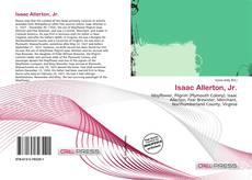 Bookcover of Isaac Allerton, Jr.