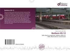 Portada del libro de Baldwin RS-12