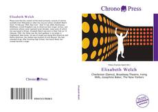 Bookcover of Elisabeth Welch