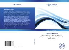 Bookcover of Andres Alonso