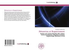 Bookcover of Détention et Rapatriement