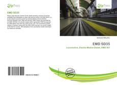 Copertina di EMD SD35