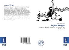 Bookcover of Jaguar Wright