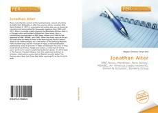 Capa do livro de Jonathan Alter