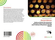 Capa do livro de Daniel Altman