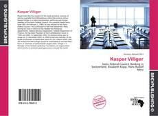Couverture de Kaspar Villiger