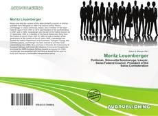 Couverture de Moritz Leuenberger