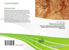 Bookcover of Emmanuel Anati