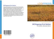Portada del libro de M'Chigeeng First Nation