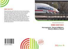 Borítókép a  EMD SW1001 - hoz