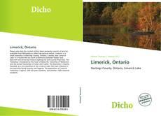 Обложка Limerick, Ontario