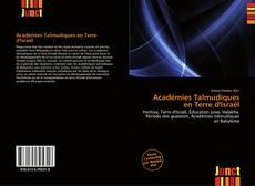 Copertina di Académies Talmudiques en Terre d'Israël