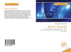 Bookcover of Eunice Katunda