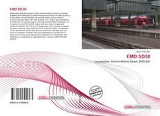 Bookcover of EMD SD38
