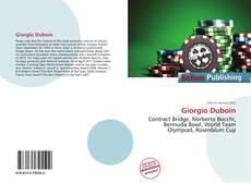 Giorgio Duboin kitap kapağı