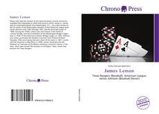 Copertina di James Lemon