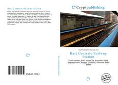 Bookcover of Bari Centrale Railway Station
