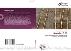Couverture de Bavarian D IX