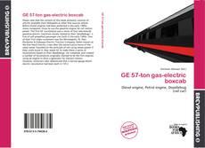 Portada del libro de GE 57-ton gas-electric boxcab