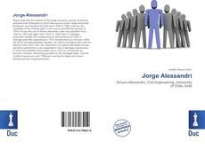 Bookcover of Jorge Alessandri