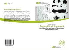 Buchcover von Edmund Knoll-Kownacki